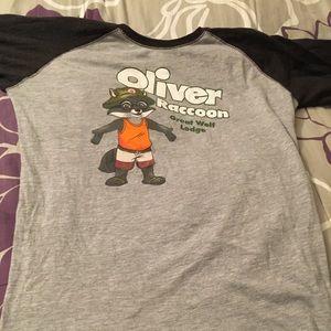 GWL Oliver baseball tee